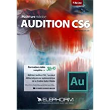 ELEPHORM APPRENDRE ADOBE AUDITION CS6 Musikbücher, Notenpapier, Dvds.. Lern DVDs