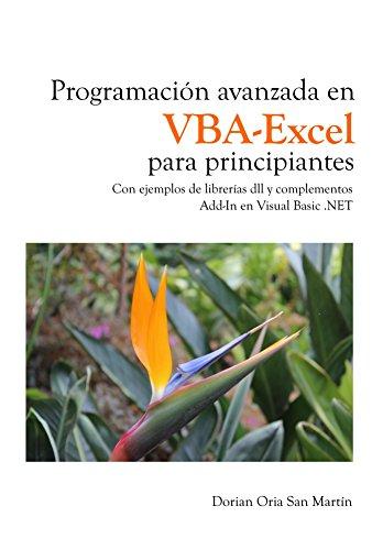 Programacion avanzada en VBA-Excel para principiantes: Con ...