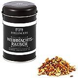 Hallingers Gewürz-Mischung für Glühwein, Kinderpunsch & Tee (80g) - Weihnachtsrausch (Aromadose) - zu Weihnachten