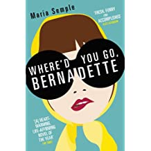 Where'd You Go, Bernadette: Soon to be a major film starring Cate Blanchett