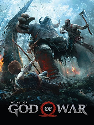 The Art Of God Of War por Sony Interactive Entertainment