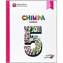 Chimpa 5. Lengua Castellana. Aula Activa - 9788468214771