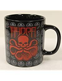 Preisvergleich für MONDO Tasse–Marvel–Hydra groß 444ml Tasse New Lizenzprodukt mgm002
