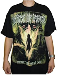 Cradle Of Filth Cryptorian Camiseta Negro