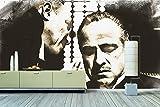 WandbilderXXL® Vlies FototapeteDer Pate 180x120cm - hochwertige Tapete in 6 verschiedenen Größen für Wohnzimmer oder Büro - Foto Tapete - Qualität von Wandbilder XXL