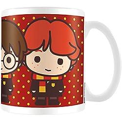 Harry Potter–Harry Ron Hermione taza de cerámica, multicolor