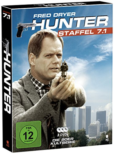 Hunter - Staffel 7.1 (3 DVDs)