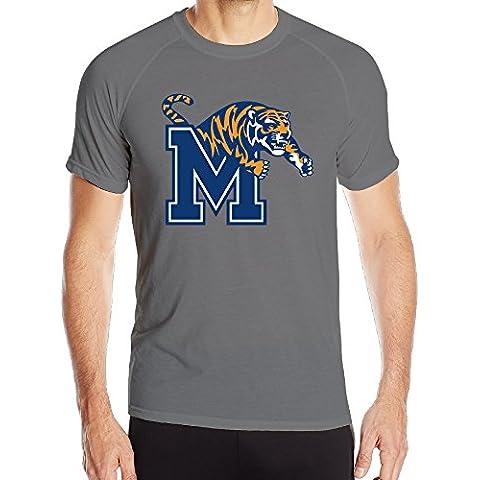 T&Tat Men's Memphis Tigers Quick Dry Athletic