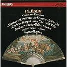Bach-Leppard -Cantates Bwv 80 & 140