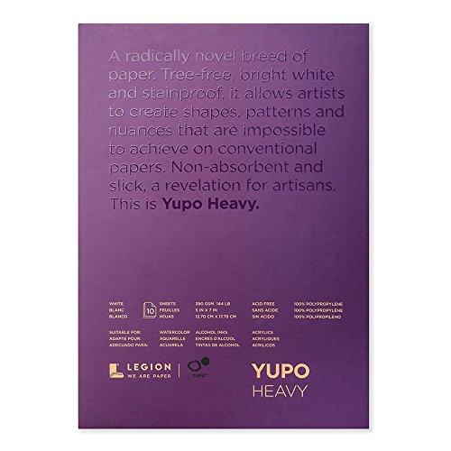 Yupo Papier L21-YUP389WH57 Malen und Zeichnen Multi