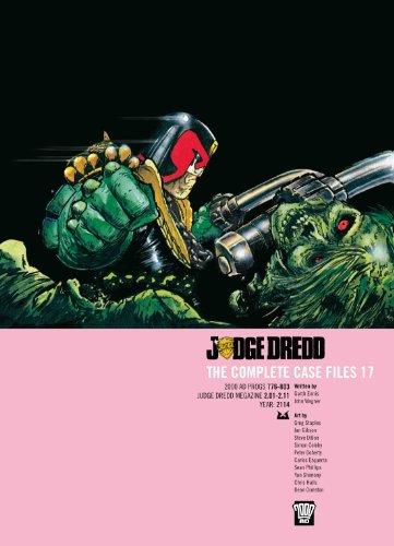 Judge Dredd: The Complete Case Files 17 (Judge Dredd The Complete Case Files) (English Edition)