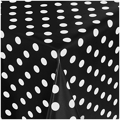 wachstischdecke-gartentischdecke-abwaschbar-nach-wunschmass-punkte-schwarz-weiss-150-03-160-x-140-cm