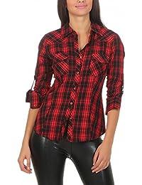 suchergebnis auf f r rot kariertes hemd damen bekleidung. Black Bedroom Furniture Sets. Home Design Ideas