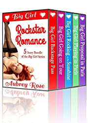 Big Girl Rockstar Romance Boxed Set (English Edition)