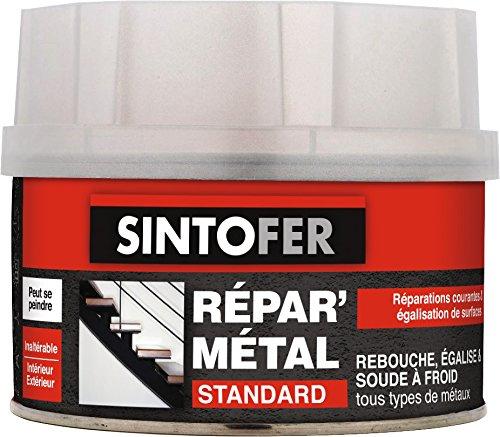 Répar' métal standard sintofer boîte 500 ml