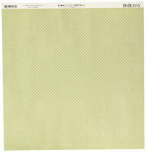 Bo Bunny 12x12 Paper (Bo Bunny Tag Scrapbooking Papier, 12-x-12-inch)