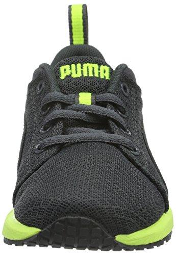 Puma Unisex-Kinder Carson Mesh Ps Low-Top Grau (Asphalt-Asphalt 03)