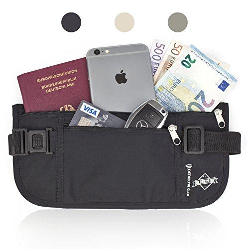 globeproofr-reise-bauchtasche-flach-mit-rfid-blocker-unauffalliger-geldgurtel-schwarz