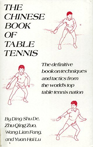 The Chinese book of Table Tennis
