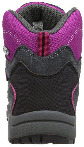 Trespass Laurel Walking Boot, Mädchen Stiefel Violett (Beetroot)