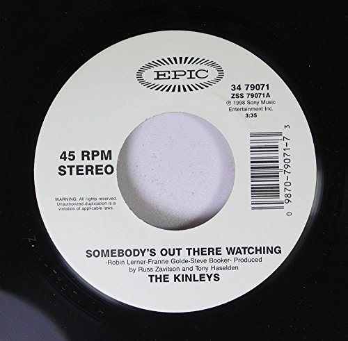 the-kinleys-45-rpm-somebodys-out-there-watching-please