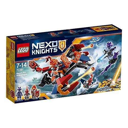 Preisvergleich Produktbild LEGO Nexo Knights 70361 - Macys Robo-Abwurfdrache