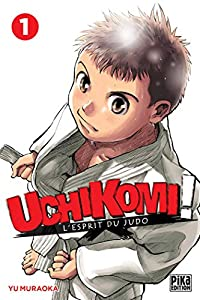 Uchikomi - l'Ésprit du Judo Edition simple Tome 1