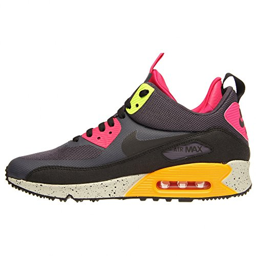 where to buy herren air max 90 sneakerboot blau orange 7882a