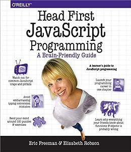 Head First JavaScript Programming par [Freeman, Eric T., Robson, Elisabeth]