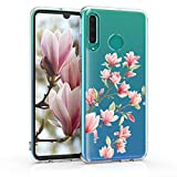 kwmobile TPU Silicone Case for Huawei P30 Lite - Crystal