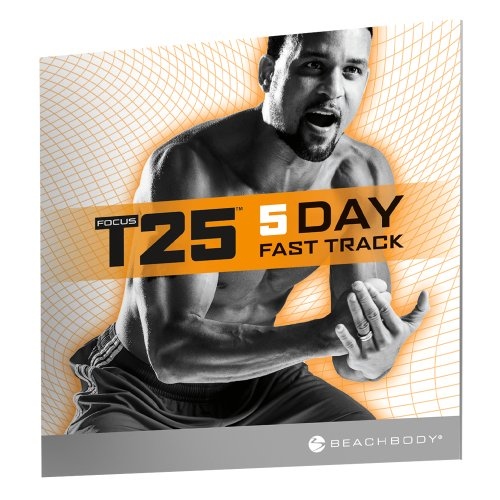 Shaun T's FOCUS T25 DVD Workout Programme (in Englischer sprache) - 6