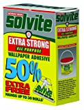 Solvite All Purpose Wallpaper Adhesive Decorator's Box