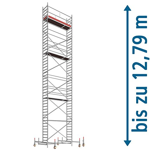 Layher Fahrgerüst Uni Standard Arbeitshöhe 3,5 m