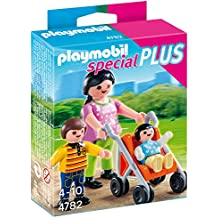 Playmobil Especiales Plus - Mamá con niños, playset (4782)