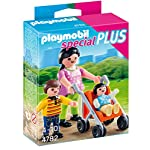 Playmobil Especiales Plus - Mamá con niños, playset (4782)
