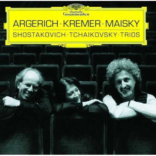 Tchaikovsky: Piano Trio in A Minor, Op.50, TH.117 - Var. V: L'istesso tempo