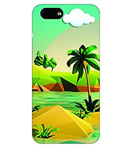 Voodoo Printed Back Cover For Redmi Mi 5