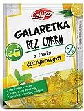 Götterspeise ohne Zucker Zitrone Geschmack 10 x14 G Glutenfrei …