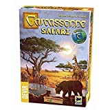 Devir- Carcassonne Safari - Juego de Mesa, Color (BGCARSA)