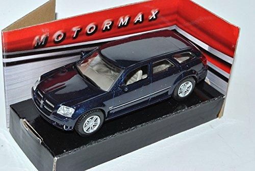 dodge-magnum-lx-kombi-blau-2004-2008-1-43-motormax-modell-auto