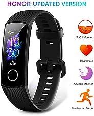 HONOR Band 5 Smartwatch Orologio Fitness Tracker Uomo Donna Smart Watch Cardiofrequenzimetro da Polso Contapas
