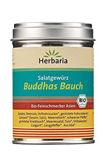 Herbaria Bio Salatgewürz Buddhas Bauch (1 x 100 gr)