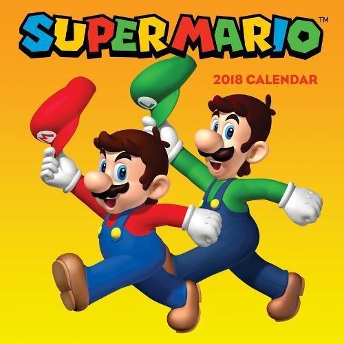 Super Mario 2018 (Calendars 2018)