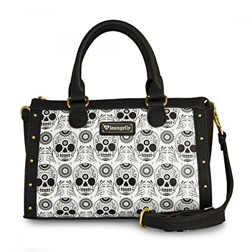 loungefly-bag-lftb0504-black-white-sugar-skull-duffle