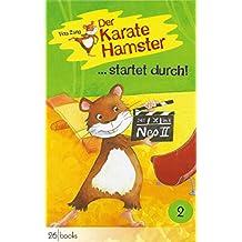 Der Karatehamster startet durch