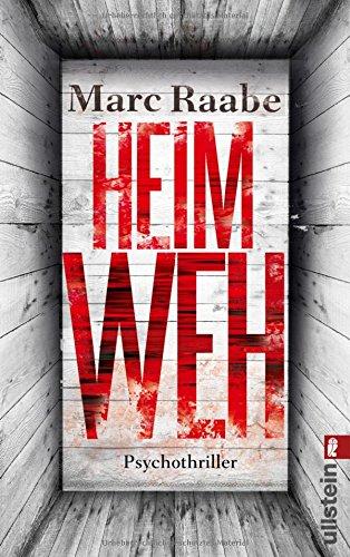 Buchseite und Rezensionen zu 'Heimweh' von Marc Raabe