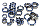 Integy RC Model Hop-ups C28042 Complete Rubber Seal Bearing Set (29) for Traxxas X-Maxx 4X4