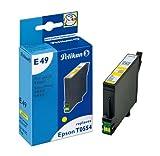 Pelikan Tintenpatrone gelb für Epson Stylus Photo RX420, RX425