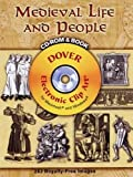 Medieval Life and People (Dover Electronic Clip Art)