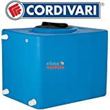 Depósito cisterna cordivari Cubo 100 L polietileno para recoger agua
